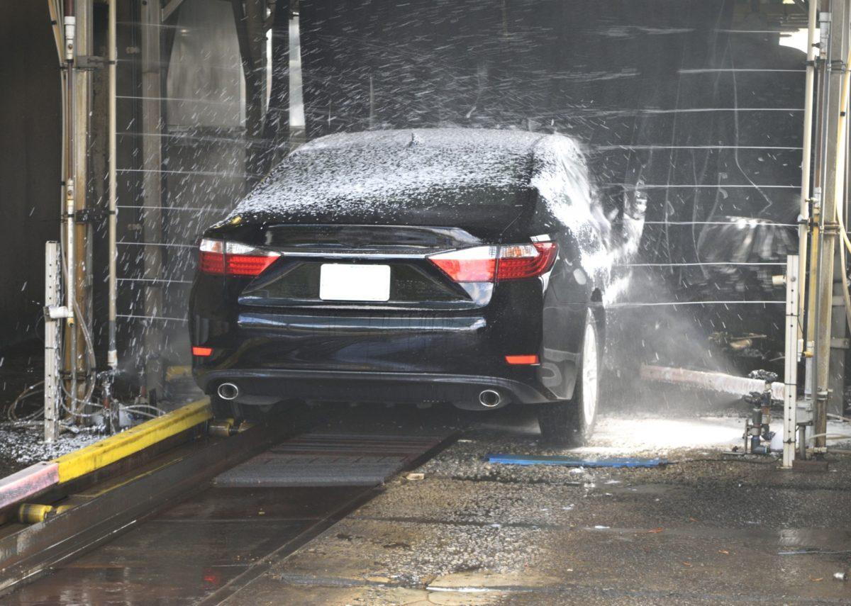 Gdzie umyć auto w mieście?