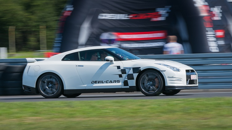 Pomysł na wynajem Nissana GTR
