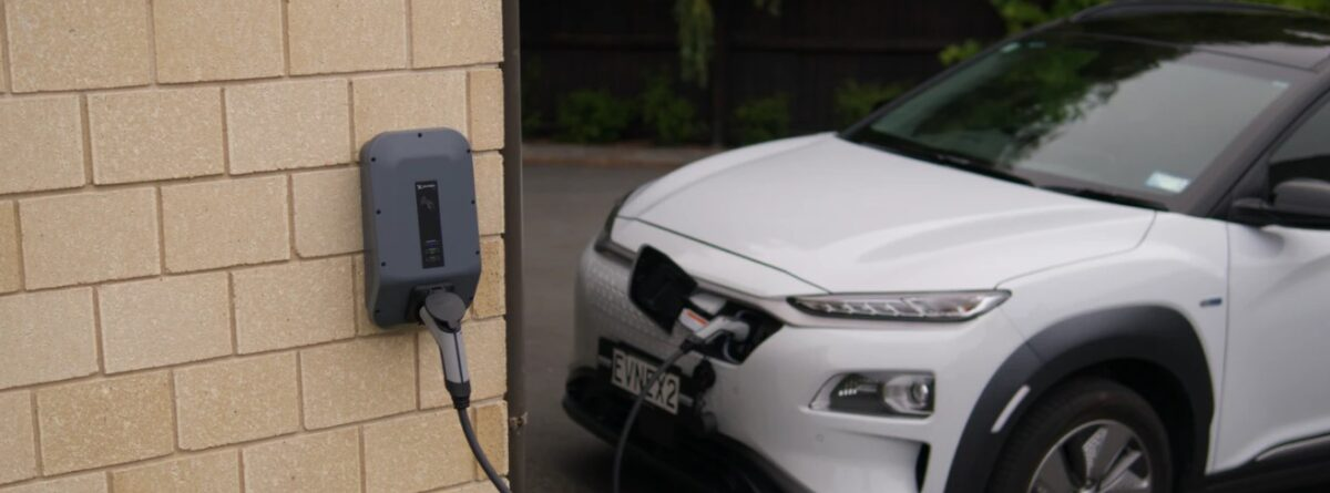 Stacje ładowania samochodów elektrycznych - ładowarki