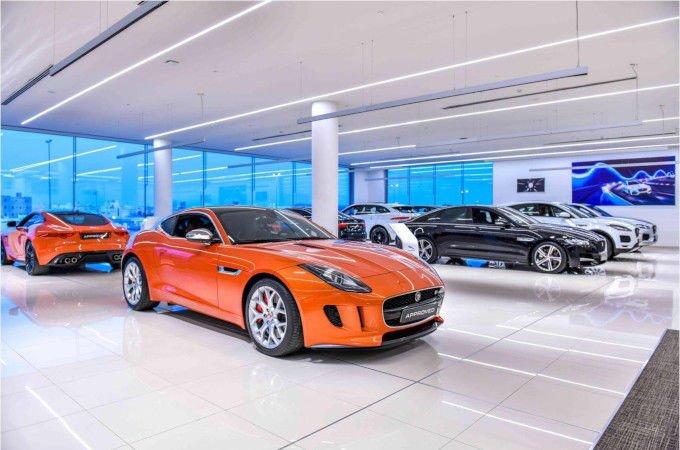 Jaguar coraz bardziej popularnym samochodem