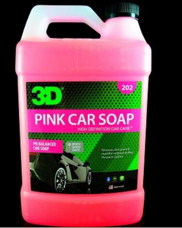 Zaawansowane parametry szamponu samochodowe