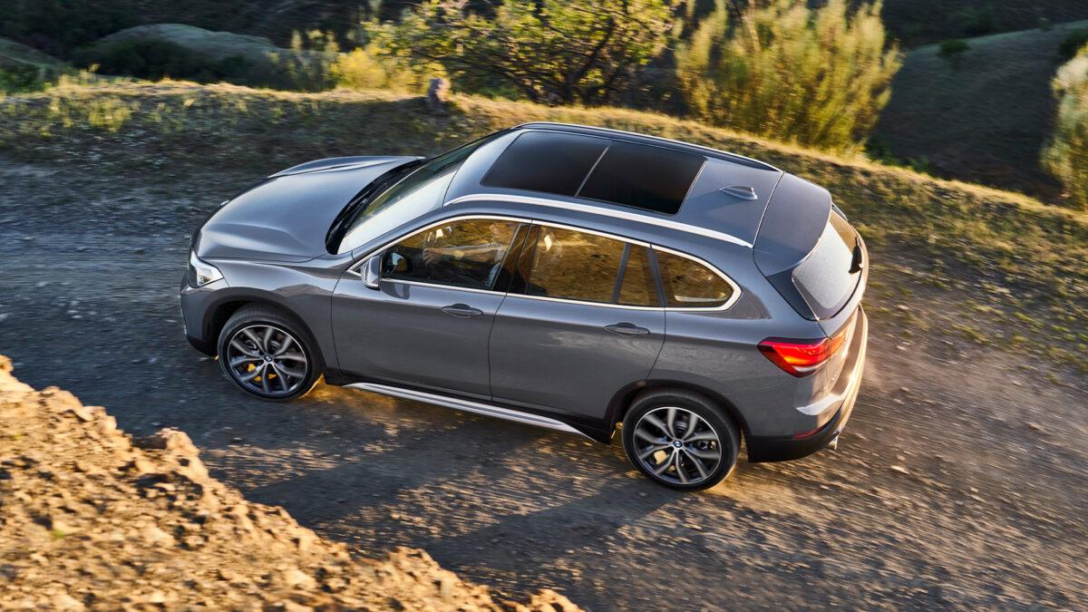 BMW x1 leasing – korzyści