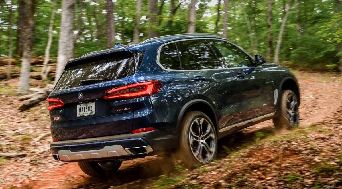 BMW X5 – nadwozie, wnętrze oraz prowadzenie