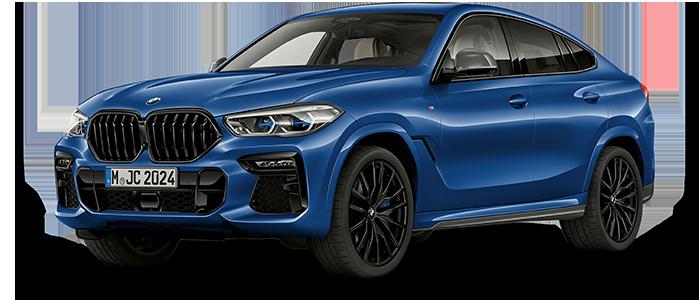 BMW X6 leasing: popularny crossover w miesięcznych ratach