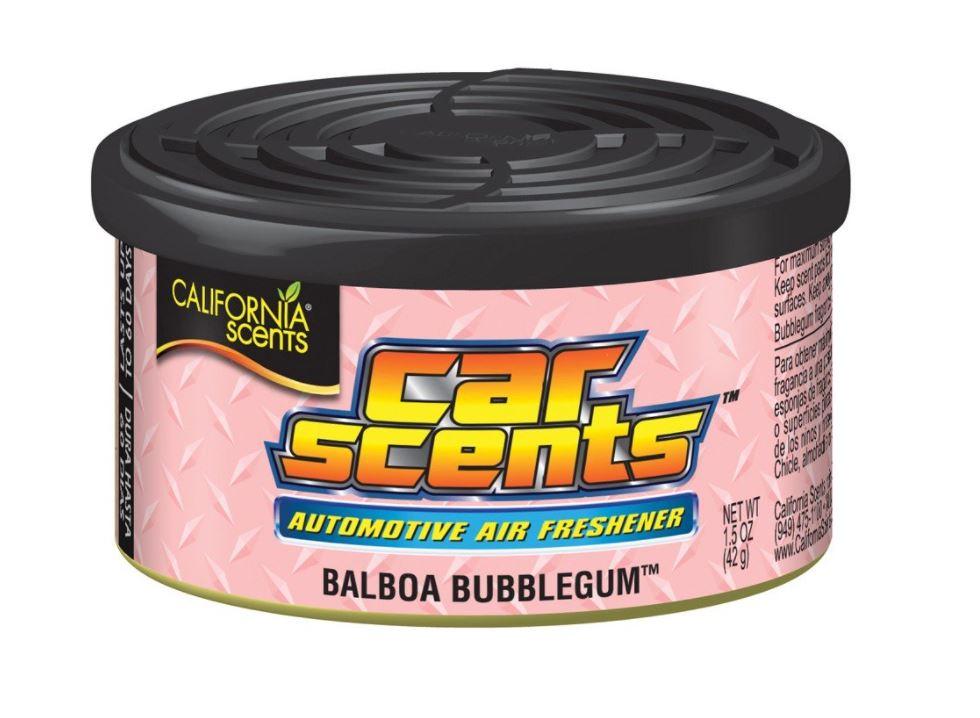 California Scents – mała puszka o wielkim zapachu